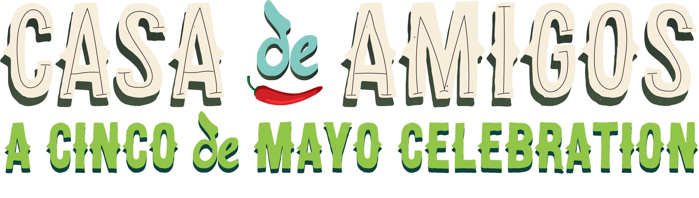 Casa de Amigos Logo - Transparent